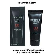 SMASHBOX CAMERA READY BB CREAM SPF 35 LIGHT / MEDIUM TRAVEL SIZE 15ML BNIB
