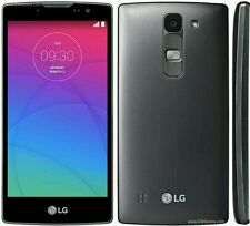 LG Spirit 4G Black Titan - Unlocked - Sim Free - Latest Smartphone 8MP New Seal