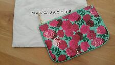 LIMITED EDITION MARC JACOBS FLORAL POUCH OR CLUTCH