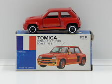 1:58 Renault 5 Turbo (Red) - Made in Japan Tomica F25