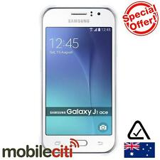 Samsung Galaxy J1 Ace (4G/LTE, Quad-Core , 5MP) - White - Unlocked