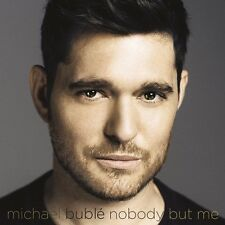 MICHAEL BUBLE NOBODY BUT ME CD - NEW RELEASE OCTOBER 2016