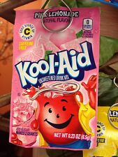 8 Pks  $7.49 From 13 Flavour Choice Kool-Aid Mix & Match Unsweetened Soft Drink