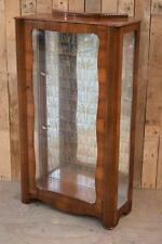 Retro Vintage Glass Fronted China / Shop Display Cabinet - Upcycle?