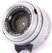 Leica Summicron-M 1:2 / 35mm F2 ASPH. 11882 Wide-Angle for Leica-M