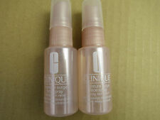 CLINIQUE MOISTURE SURGE FACE SPRAY THIRSTY SKIN RELIEF 2x30ML New