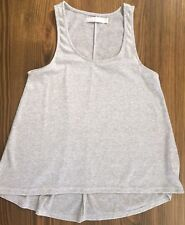 Quicky Circus ~ Singlet ~ Silver ~ Size 10 ~ Exc Condition