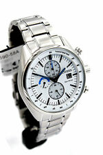 CITIZEN CHRONO ECODRIVE CA 0590-58A   WD10 Bar Edelstahl