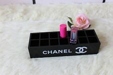 Brand New CHANEL Make Up Cosmetic Lipstick Storage VIP Gift Box