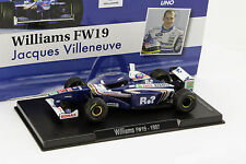 Jacques Villeneuve Williams FW19 #3 Weltmeister Formel 1 1997 1:43 Altaya