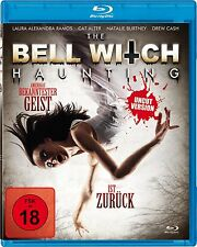 THE BELL WITCH HAUNTING - Blu Ray Disc -