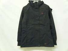 Joules Weatherall 3 In 1 Waterproof Breathable Parka Jacket Marine Navy Size 10