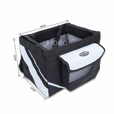 AU Ship Pet Dog Puppy Cat Travel Carry Bag Carrier For Bike Bicycle Front Basket