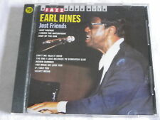 CD HINES EARL, A JAZZ HOUR WITH - JUST FRIENDS