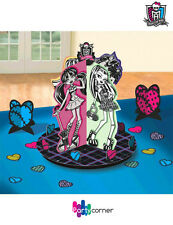 MONSTER HIGH PARTY SUPPLIES TABLE DECORATING KIT WITH HEART CONFETTI