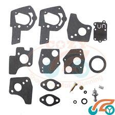 Carburetor Repair Kit for Briggs and Stratton 494624 495606 3HP-5HP Carburettor