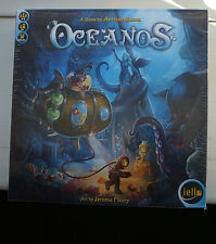 Oceanos Card Game UK ONLY