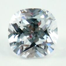 0.75CT (5mm) CUSHION CUT My Russian Diamond Simulated Lab Created Loose Stone