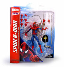 MARVEL SELECT MASKED SPIDER-MAN 2 ACTION FIGURES TOY SPECIAL EDITION COLLECTORS