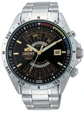 Orient Multi-Year Perpetual Calendar Japan Automatic Watch FEU03002B EU03002B