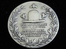 DL. Bayern, Medaille für Ehre der Arbeit, ohne Jahr, Silber.! f/St.!
