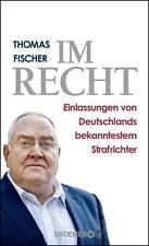 Im Recht von Thomas Fischer (2016, Gebundene Ausgabe) 9783426276853
