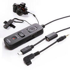 FOTGA Remote Shutter Release For SONY A7 A7R RX10 ILCE-7 Camera As RM-VPR1 A6300