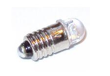 LED für Fassung E5,5 * 3,5V bis 4,5V weiß, warmweiß