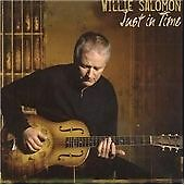Willie Salomon Just in Time CD