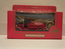 LLEDOLP12013A DENNIS FIRE ENGINE – 1922 CHIVERS FIRE ENGINE – PROMOTIONAL BOX
