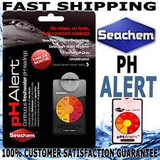 Seachem PH Alert Aquarium Fish Tank Freshwater Sensor Monitor
