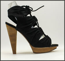 NEW LOOK WOMEN'S HIGH HEELED FASHION SHOES SIZE 8 NEW