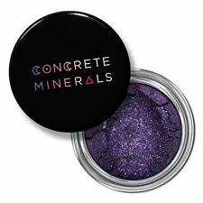 Concrete Minerals Wanderlust Rich Purple Mineral Eyeshadow Makeup Cruelty Free