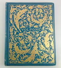 Ben Jonson VOLPONE: OR THE FOX ill. Aubrey Beardsley 1898, No. 424 von 1000