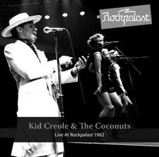 Kid & The Coconuts Creole - Live At Rockpalast - 2 CD - Neu / OVP