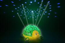 Mobiles Nachtlicht Sternenhimmel Schildkröte mit Musik Sternenlicht