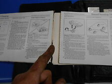 Ford Falcon EL Sedan Owners Manual S/N#V6472