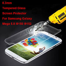 Premium Tempered Glass Screen Protector for Samsung Galaxy Mega 5.8 i9150 i9152