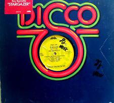 """12"""" 1978 MAXI RARE VG++! RAY BARRETTO : Stargazer"""