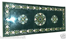 Size 3'X2' Marble Dining Table Top Semi Precious Inlay Mosaic OUtdoor Deco H933A