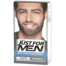 Just for Men Brush-In-Color-Gel für Bart&Schnurrbart Gel Pflege schwarzbraun