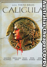 Caligula DVD NEW, FREE POSTAGE WITHIN AUSTRALIA REGION ALL