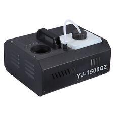 1500W 2L Party Stage Club DJ Low Fog Smoke Machine DMX Remote Fantastic
