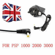UK AC Adapter Wall Charger Power Supply For Sony PSP 1000,2000,3000 Consoles