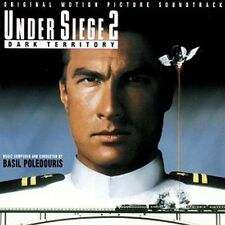 Alarmstufe Rot 2: Original Soundtrack CD Basil Poledouris (OST/Under Siege/1995)