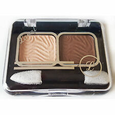 Laval Mixed Doubles Duo Eyeshadow Eye Shadow Palette ~ Coffee Cream