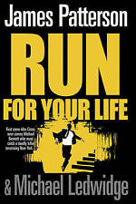 Run for Your Life by James Patterson (Hardback, 2009)