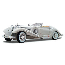 MERCEDES BENZ 500K 1936 1:18 scale diecast car model die cast cars models