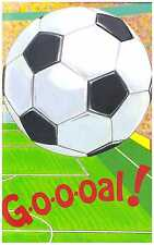 GOAL (A football story) Personalised Children's Book - HARDBACK - EXCELLENT GIFT