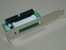 40pin IDE to CF Compact Flash Bracket for Commodore Amiga 4000 A4000, Mac, PC
